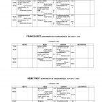 MGT 1. évfolyam-angol, francia, német
